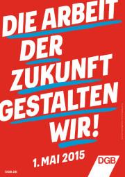 Der DGB und die Gewerkschaften veranstalten im Jubiläumsjahr drei Maifeiern in Borken, Melsungen und Treysa.