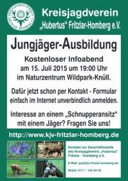 Quelle: Kreisjagdverein Hubertus Fritzlar-Homberg