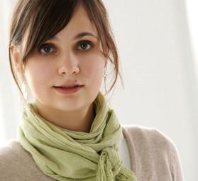 Kathrin Harth, Jugendbildungsreferentin der DGB-Jugend Nordhessen. Foto: nh
