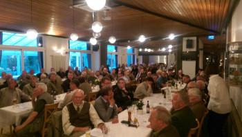 Kreisjagdverein traf sich zur Jahreshauptversammlung. Foto: nh