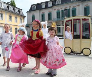 Kultursommer: Saisonstart mit Musikpicknick und Prinzessinnentag. Foto: nh