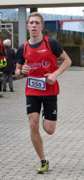 Lorenz Funck verbesserte sich im 10km-Straßenlauf um fast zwei Minuten. Foto: nh