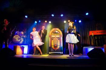 Schreckschuss Showtheater. Foto: nh