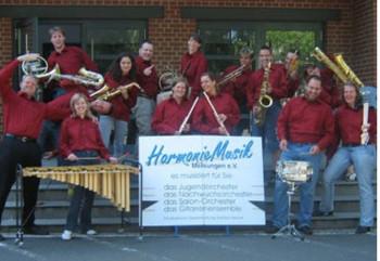 HarmonieMusik Melsungen. Foto: nh