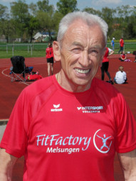 Harry Geier qualifizierte sich für die deutschen Meisterschaften. Foto: nh