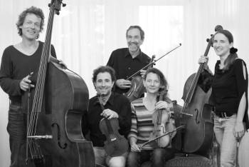 """Das """"Herrmann-Gehrke-Elsas-Schmidt-Mayrhofer-Quintett"""" ist am Samstag, 9. Mai, ab 18.30 Uhr zu Gast in der Hephata-Kirche in Schwalmstadt-Treysa. Foto: nh"""