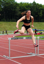 Marie Wagner erfüllte die Norm für die Landesmeisterschaften. Foto: nh