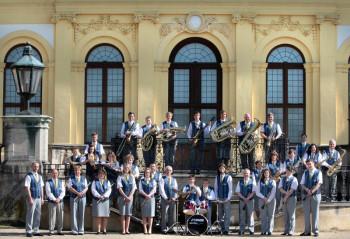 Orchester der Freien Turnerschaft Kassel-Niederzwehren 1897. Foto: nh