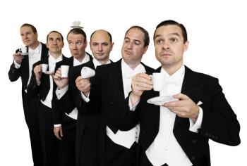 Die Tailed Comedians sind sie aus der A-Cappella-Szene nicht wegzudenken. Foto: nh