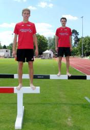 Lorenz Funck und Christian Schulz. Foto: nh