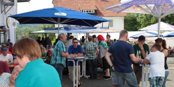 Brauer Schorsch rockt: 12. Brauereifest in Malsfeld am 4. Juli. Foto: nh