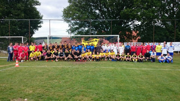 BVB Freunde Schwalm-Knüll veranstalteten Fanclub-Turnier. Foto: nh