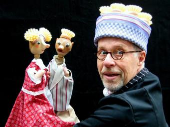 Theater Laku Paka: Knispel und die herrlichste Suppe der Welt. Foto: nh