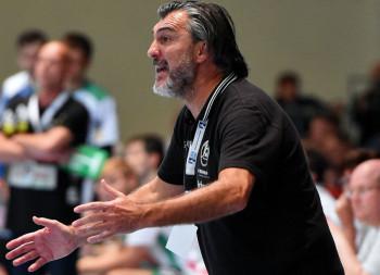 MT-Trainer Michael Roth. Foto: Heinz Hartung