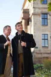 Stefan Becker und Carlo Ghirardelli. Foto: Kultursommer Nordhessen/Paavo Blåfield