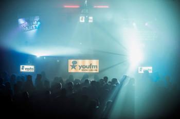 Die YOU FM Party macht Station in Melsungen. Foto: hr/Chris Christensen