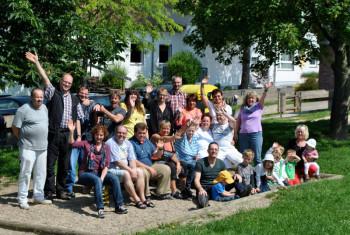 """Das Sommerfest """"Auf der Baus"""" ist mittlerweile ein fester Bestandteil im Schwalmstädter Veranstaltungskalender. Foto: nh"""
