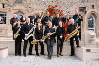 MEG-Nuts, Big Band der Feuerwehr Melsungen. Foto: nh
