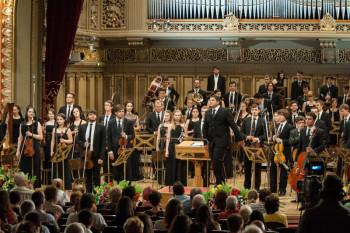 Moldavian Youth Orchestra. Foto: nh