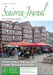 Homberger Senioren Journal ab sofort erhältlich. Foto: nh