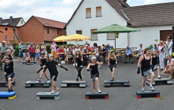 Sommer, Sonne, gute Stimmung: FDP feierte Sommerfest. Foto: Reinhold Hocke