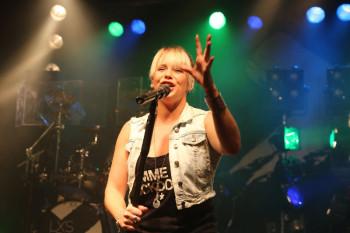 Luxuslärm: Die Musiker aus Iserlohn gelten als eine der besten und angesagtesten Live-Bands Deutschlands. Foto: nh