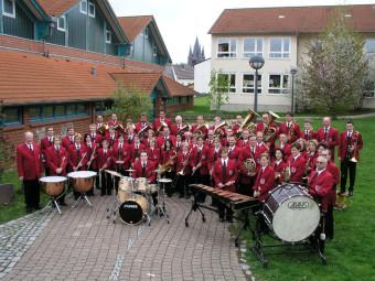 Blasorchester Wellerode. Foto: nh