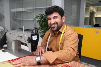 Sarhan Ahmad. Foto: nh
