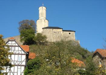 Der Burgverein Felsberg lädt ein zum Tag des offenen Denkmals am 13. September auf der Felsburg. Foto: e.h.