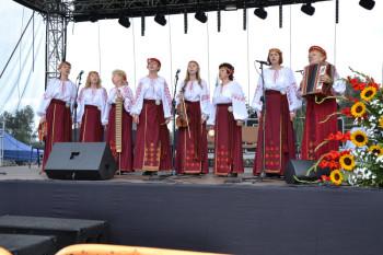 Folkloregruppe Homin aus Schtschyrez/Ukraine. Foto: nh