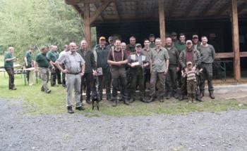 Gruppenbild aller Teilnehmer. Foto: nh
