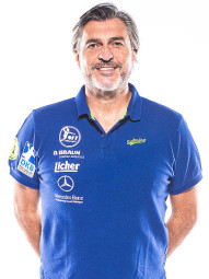 MT-Trainer Michael Roth. Foto: nh