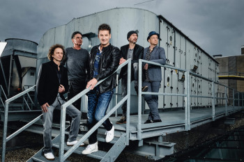 """""""Achtung""""-Live-Tournee: PUR am 29. April in Kassel. Foto: nh"""