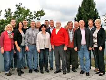 Die Teilnehmer der Klausurtagung der CDU Schwalmstadt. Foto: nh