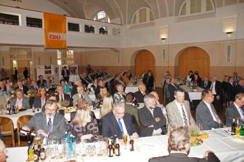 CDU Schwalm-Eder feierte 70. Geburtstag. Foto: nh