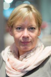 Elke Volkmann. Foto: Frank Rumpenhorst