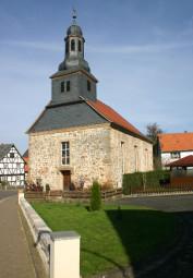 Kirche Merzhausen. Foto: WTB/Paul