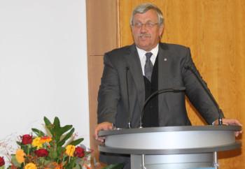 Regierungspräsident Dr. Walter Lübcke. Foto: Meyer-Peters