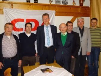 Dr. Ralf Brauksiepe besuchte nordhessische CDA. Foto: nh
