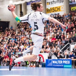 Johannes Sellin spielte wie entfesselt. Foto: Alibek Käsler