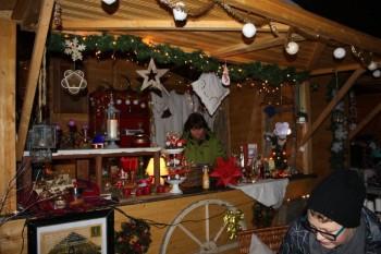 Märchenhafter Weihnachtsmarkt in Gudensberg vom 27. bis 29. November. Foto: nh