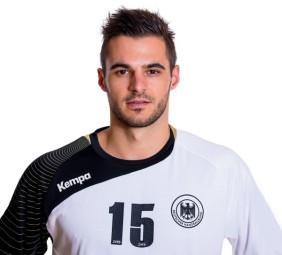 Michael Allendorf wurde in den EM-Kader berufen. Foto: Sascha Klahn