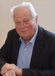 Jubilar Gottlob Hocke. Foto: privat