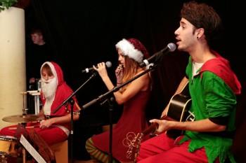 """Christian Durstewitz alias """"Santa Dursti"""". Foto: nh"""