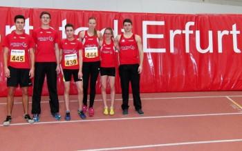 Das erfolgreiche MT-Team von Erfurt. Foto: Alwin J. Wagner