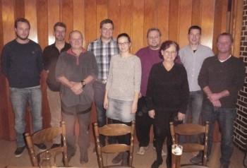 Die Grünen-Kandidaten zur Kommunalwahl 2016. Foto: nh