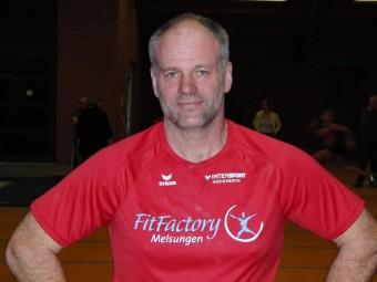 Uwe Krah, der Silbermedaillengewinner von Erfurt. Foto: Alwin J. Wagner