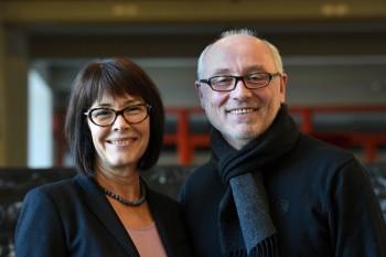 Ulrike Jakob und Thomas Frye (beide aus Edermünde) sind in den Vorstand der IG Metall Nordhessen gewählt worden. Foto: nh