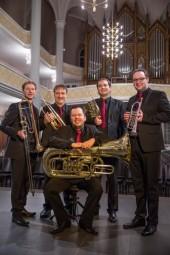 Classic Brass. Foto: Matthias Ditscherlein