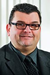 Lars Kühn ist neuer Fraktionsvorsitzender der CDU Melsungen. Foto: nh